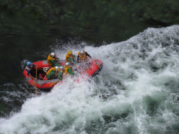 Wild Rivers Rafting